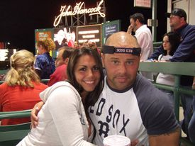 Jennifer Martel posted a photo of her and Jared Remy at Fenway on Facebook in 2010. They met while she was dating another Fenway guard.