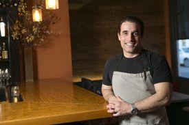 Chef-owner Tony Bettencourt.