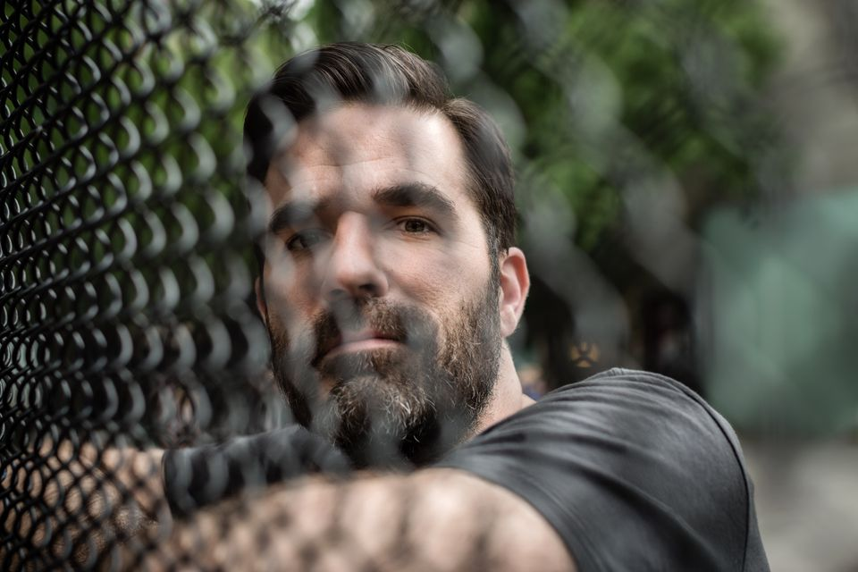 """Rob Delaney was in New York recently to promote the final season of """"Catastrophe."""""""