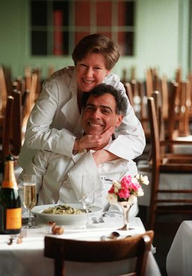 The couple developed elegant fare with simple ingredients.
