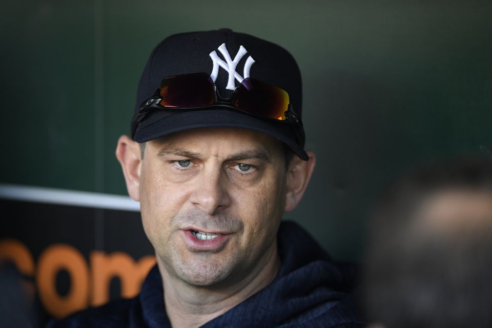 Yankees manager Aaron Boone believes that much like the Red Sox and Astros, his team begins every series believing it should win that series.