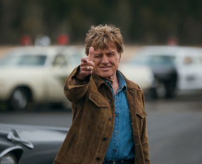 Robert Redford bows out in style - The Boston Globe