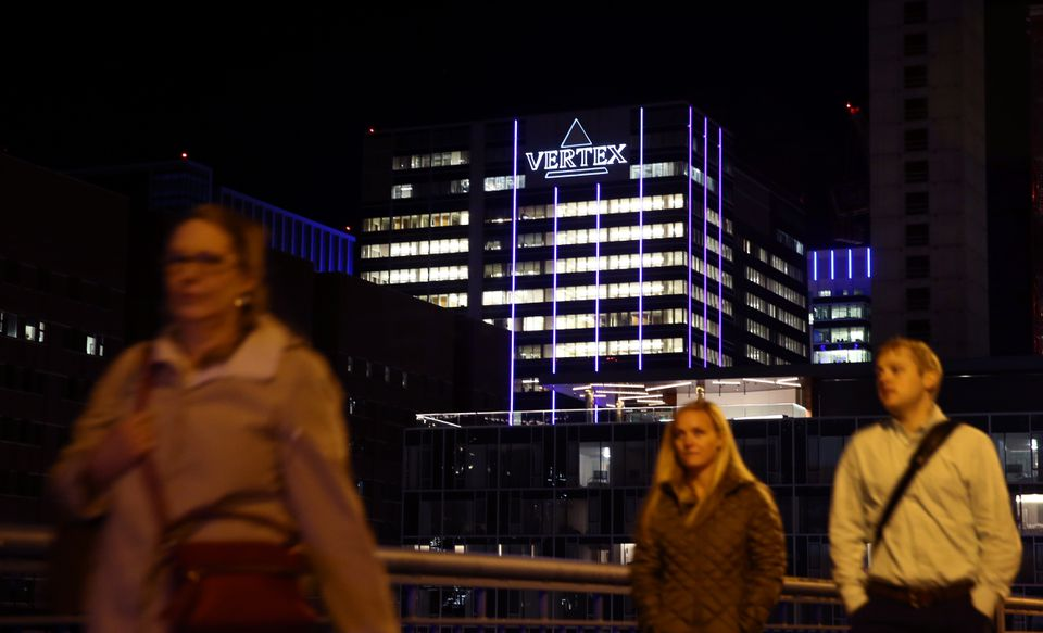 Vertex Pharmaceuticals Inc. is based in the Seaport District.
