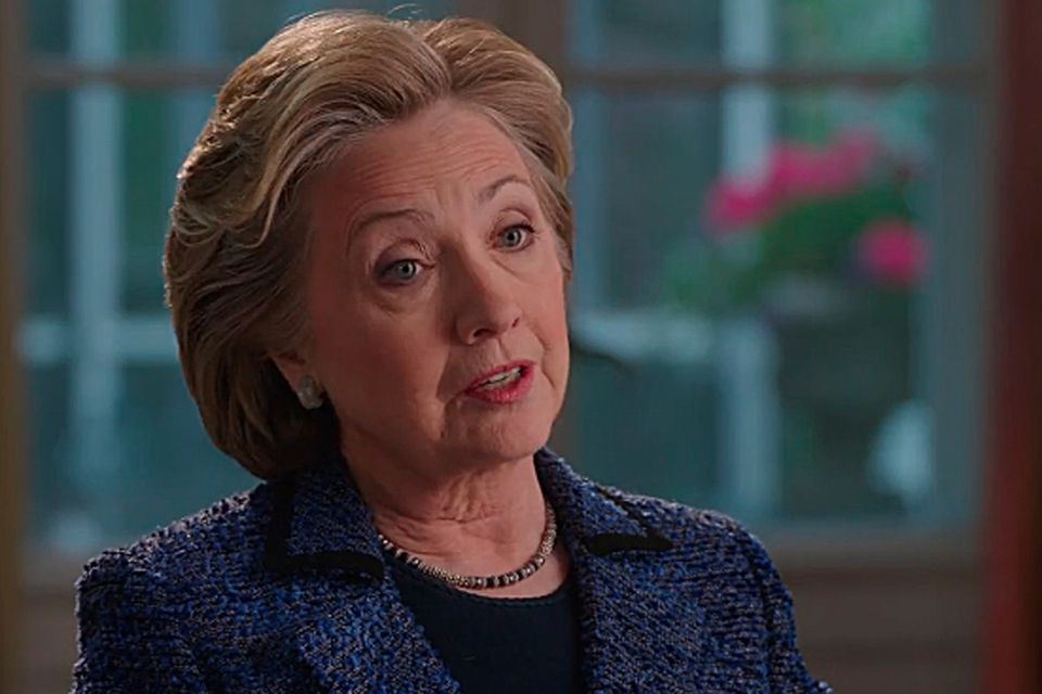 Hillary Rodham Clinton's strong front-runner status has some Democrats worried that the party will be robbed of a robust primary debate that can help sharpen candidates.<br/>