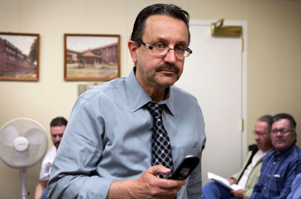 Robert Covelle has come under fire for the Medford Housing Authority's practices.