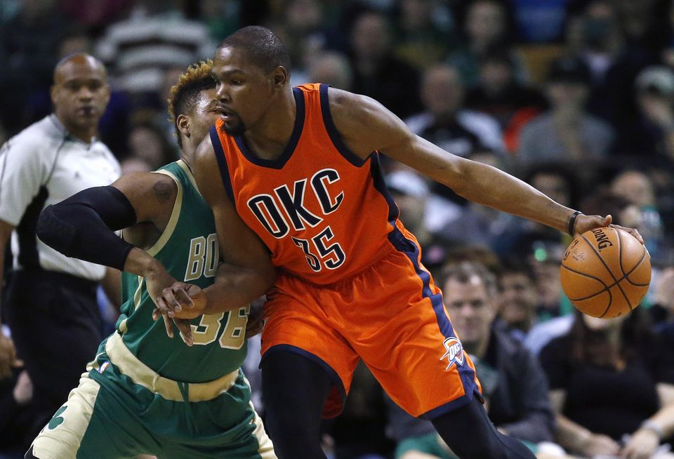 e4fd9c66f The Celtics would prefer to not have to worry about defending Kevin Durant  next season by