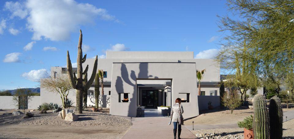 The new CIVANA resort in Arizona.