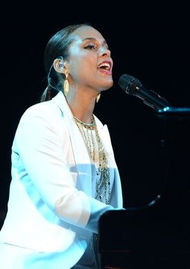 Alicia Keys has a new album coming out this fall.