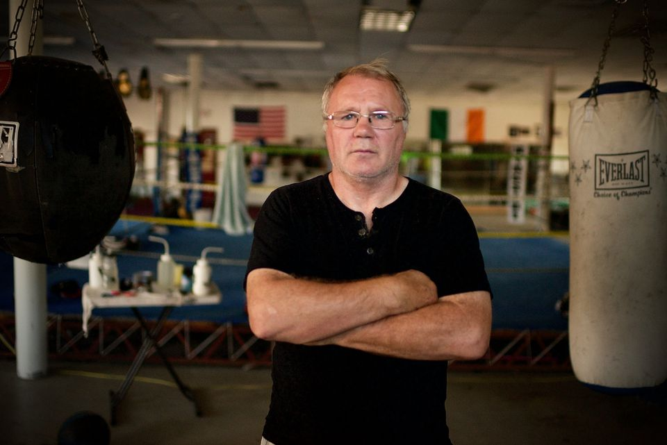 "Sean Mannion is a former Boston boxer who is the subject of the documentary ""Rocky Ros Muc."" The documentary makes its world premiere Saturday at 6 p.m. at the Somerville Theatre as part of Boston's Irish Film Festival."