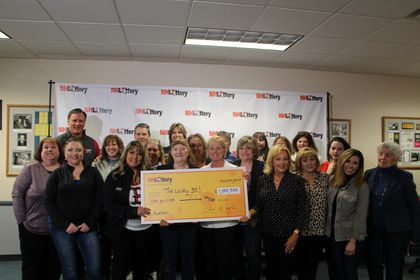 30 N H Furniture Store Workers Share 1 Million Powerball Prize