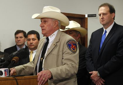 Ex-official charged in Texas DA killings - The Boston Globe