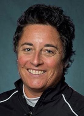 Shannon Miller has won five national titles as coach of the Minnesota Duluth women's hockey team.