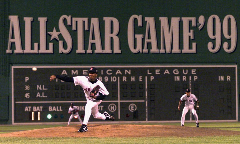 Pedro Martinez's performance at the 1999 All-Star Game at Fenway Park was one of the most memorable in All-Star Game history.