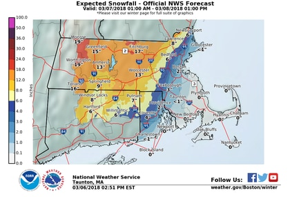 What you need to know about the upcoming nor'easter - The