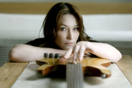 The first lady of French pop has a date at Berklee - The