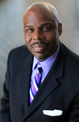Kevin McCaskill is the executive director of Roxbury's Madison Park Technical Vocational High School.