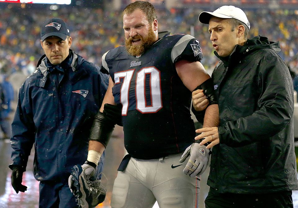 Logan Mankins was known to play in pain.