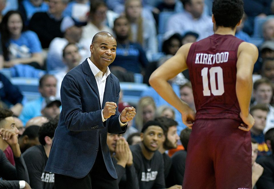 Tommy Amaker's Crimson drew Penn in the first round of the Ivy tournament.