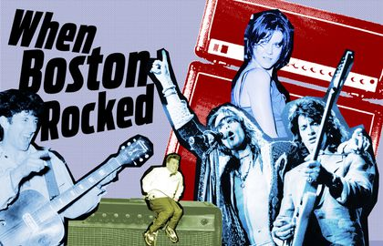 An ode to Boston's rockin' history of the '70s, '80s, '90s - The