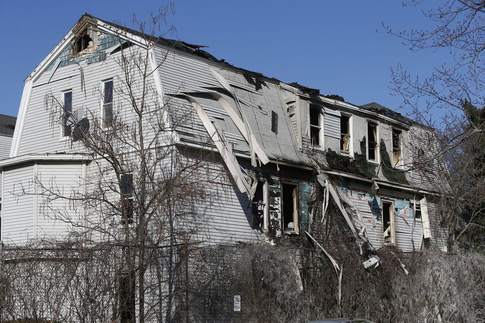 Christopher Roy was killed Dec. 9 while battling a heavy fire at a three-story apartment building at 7 Lowell St., officials have said.