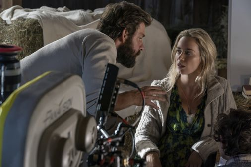 John Krasinski is not staying quiet about 'A Quiet Place' part two news