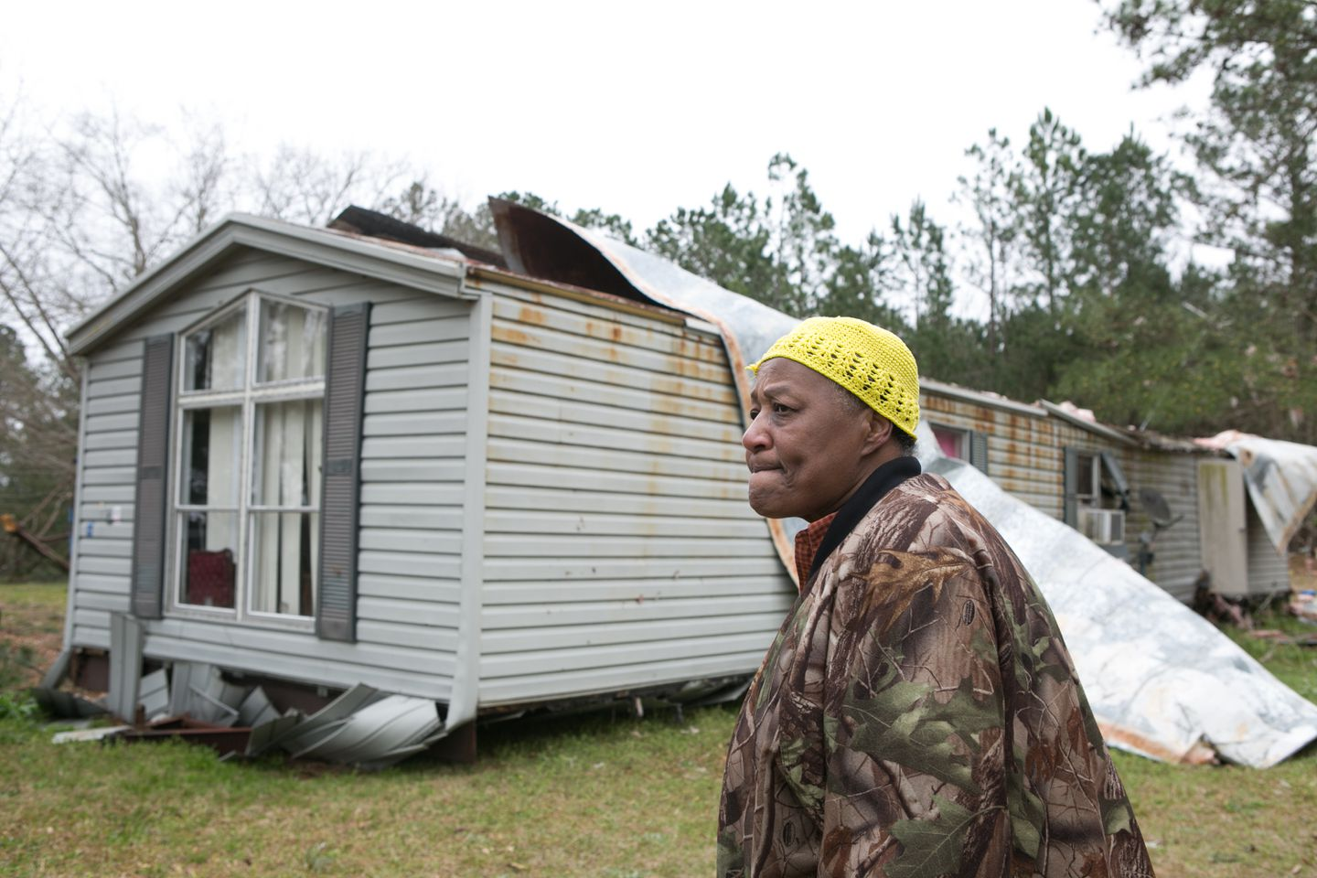 """Some of the deadliest tornado disasters in history have taken place not on the prairie, but in the densely wooded hills of what storm chasers refer to as """"Dixie Alley."""""""