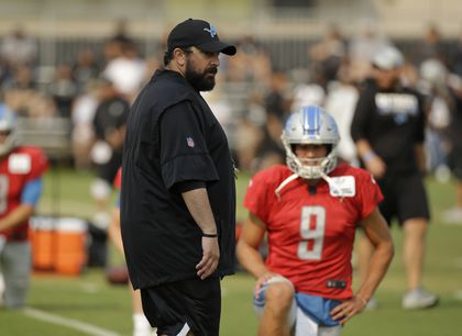 "089b801691c New Lions coach Matt Patricia ""demands greatness,"" according to fifth-year  cornerback"