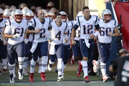 bb62f491 Ten takeaways from the Patriots' preseason win over the Titans - The ...