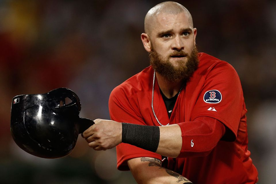 """It's all about beating the scouting report,"" Jonny Gomes said. ""We're not going to change our approach because of nine shutouts."""