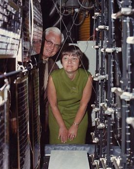Marjorie Townsend was an electrical engineer who became the first woman to manage a US spacecraft launch.