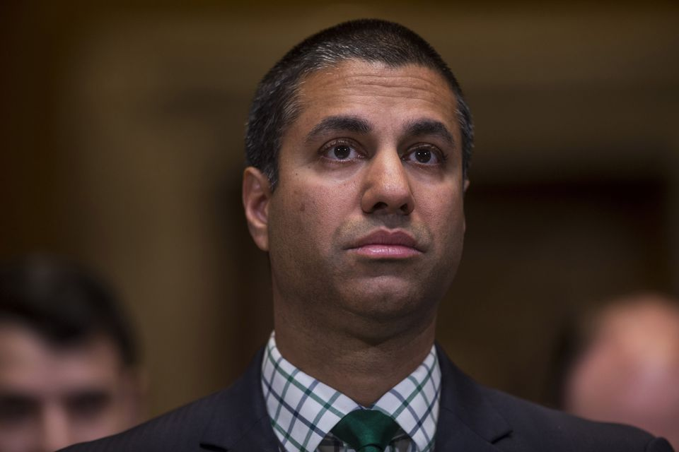 FCC chairman Ajit Pai proposed a rule that would empower mobile phone carriers to automatically block the unwanted calls.