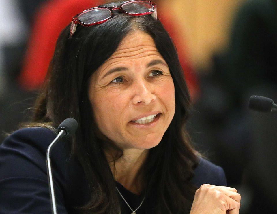 Brenda Cassellius.