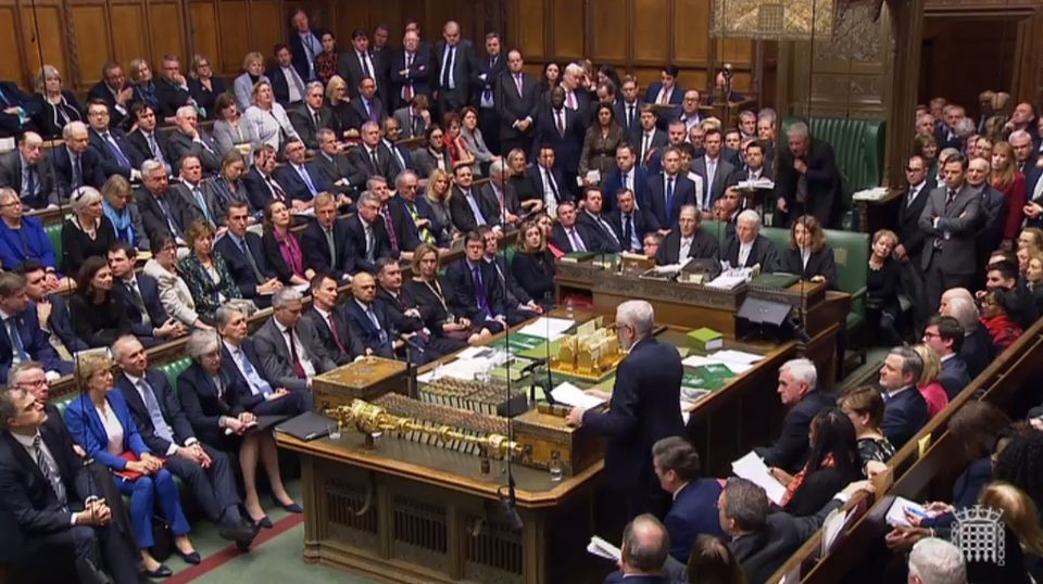 The British Parliament voted against a Brexit plan supported by Prime Mininster Theresa May.