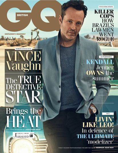 Vince Vaughn talks Snowden, guns, and government in British GQ - The