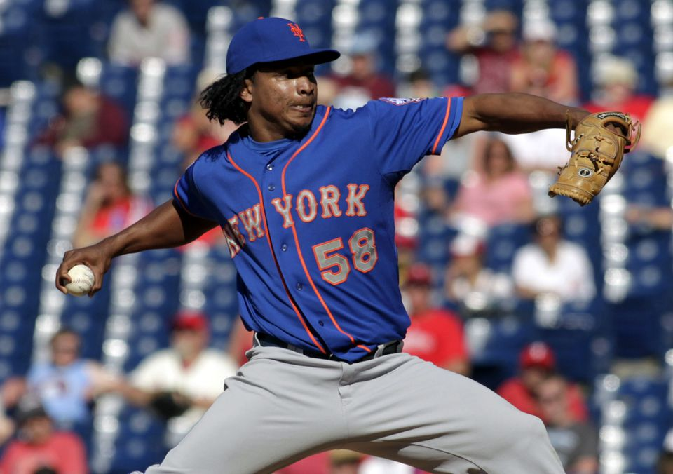 Jenrry Mejia signed a minor league contract with the Red Sox on Jan. 30.