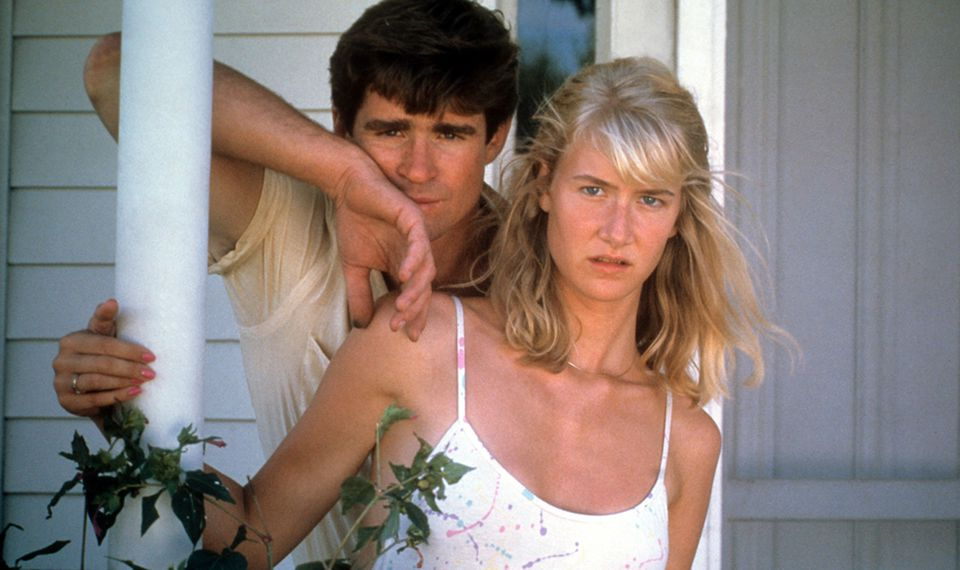 """Treat Williams and Laura Dern star in """"Smooth Talk,"""" screening at the MFA as part of its film series """"Woman Inherits the Earth: The Films of Laura Dern."""""""