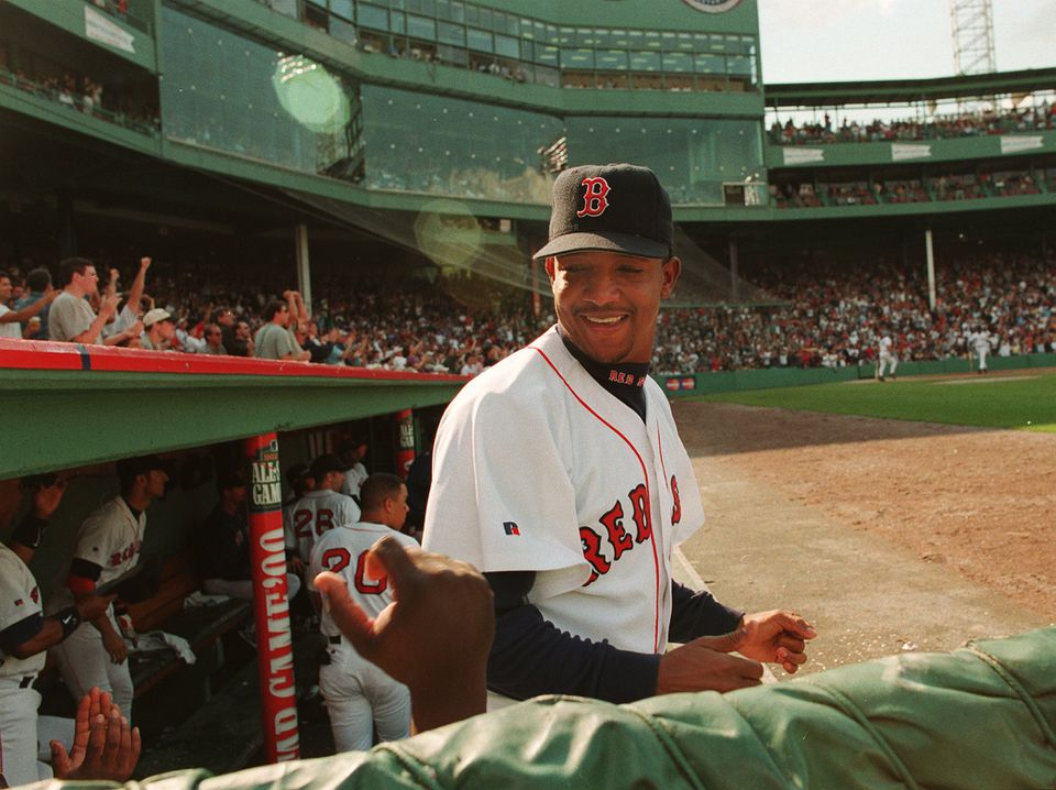 fdf31728b Pedro Martinez played for the Red Sox from 1998 to 2004.