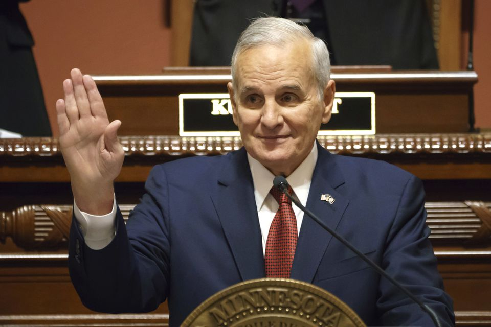 Minnesota Governor Mark Dayton and Republican lawmakers who control the state Legislature have put forward markedly different plans to square Minnesota's tax code with the federal government.