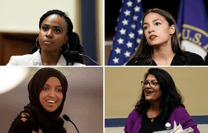 Meet the 'Squad': Pressley, Ocasio-Cortez, Omar, and Tlaib - The