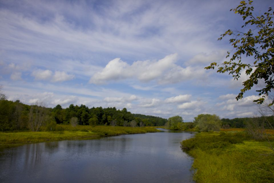 The Sudbury River watershed benefited from a $3.7 million settlement from the Nyanza Chemical Superfund.