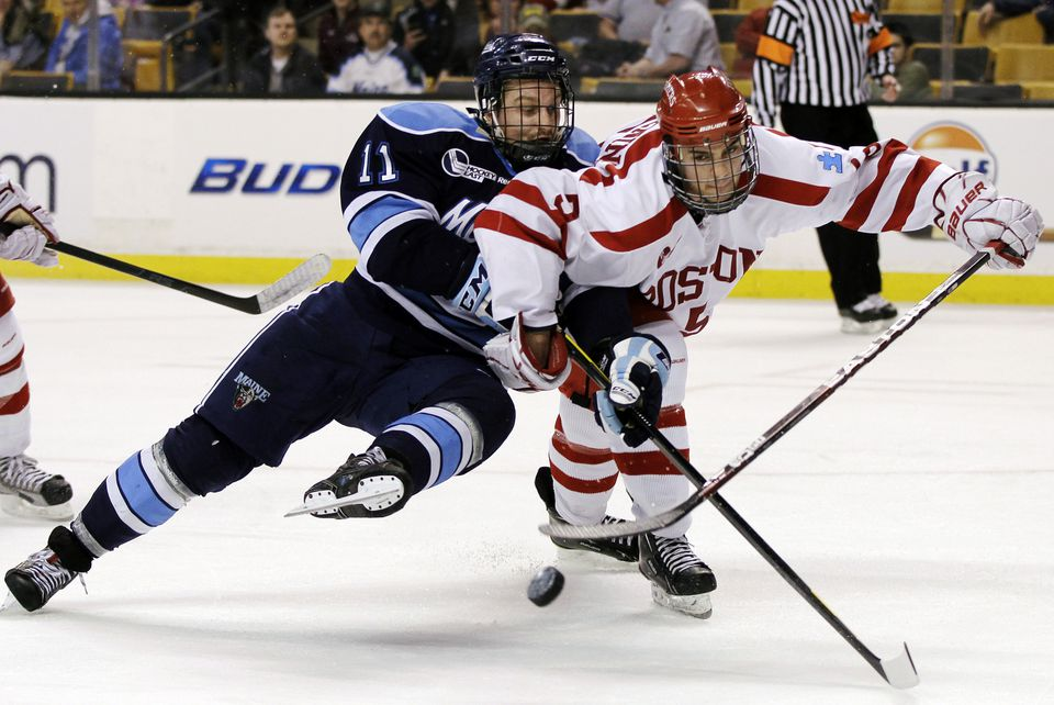 Last year, Boston University's Adam Clendening, one of Mike Boyle's charges, was a combine standout.