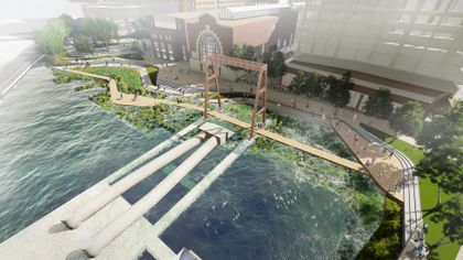 Video depicts how rising seas will affect South Boston - The Boston