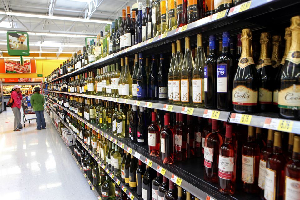 The proposal would impose a  tax of 1 percent to 2 percent on all alcohol sales.