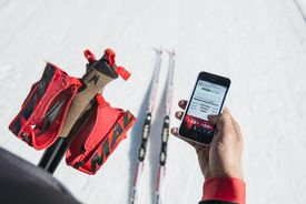 08chillgear -Madshus Nordic skis and app. (Ian Coble)