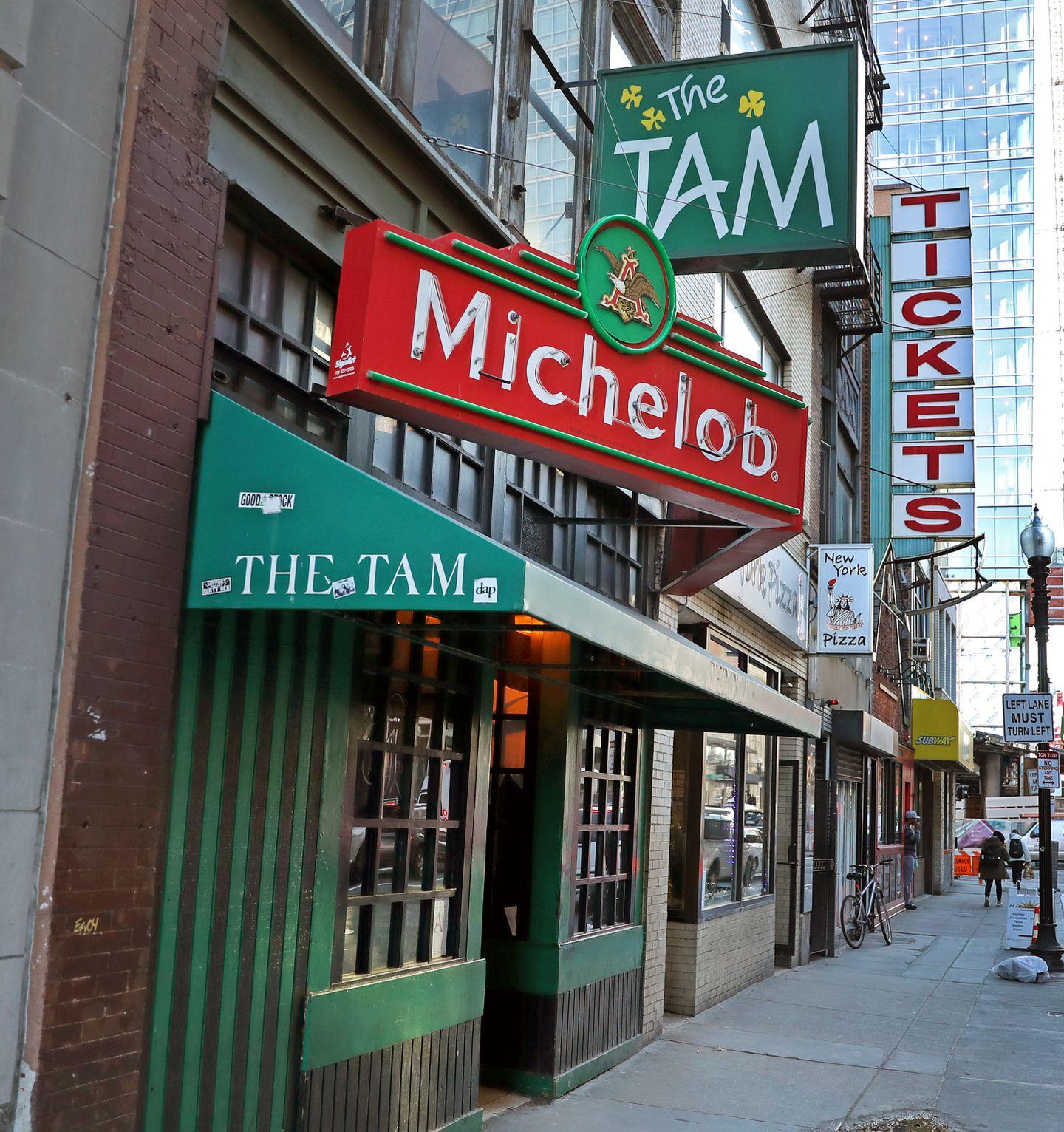 The Tam in Boston's Theatre District.