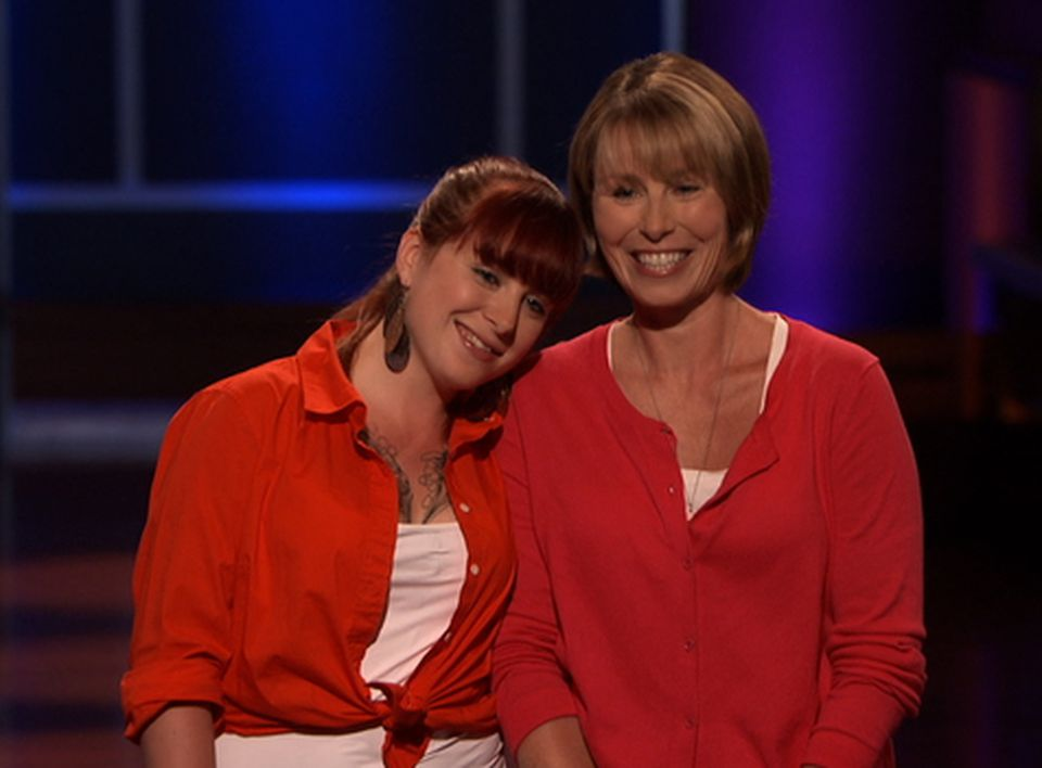"""Dani and Tracey Noonan appeared on the television show """"Shark Tank"""" in 2012 to pitch their Wicked Good Cupcakes, and negotiated a $75,000 loan to help boost their business."""
