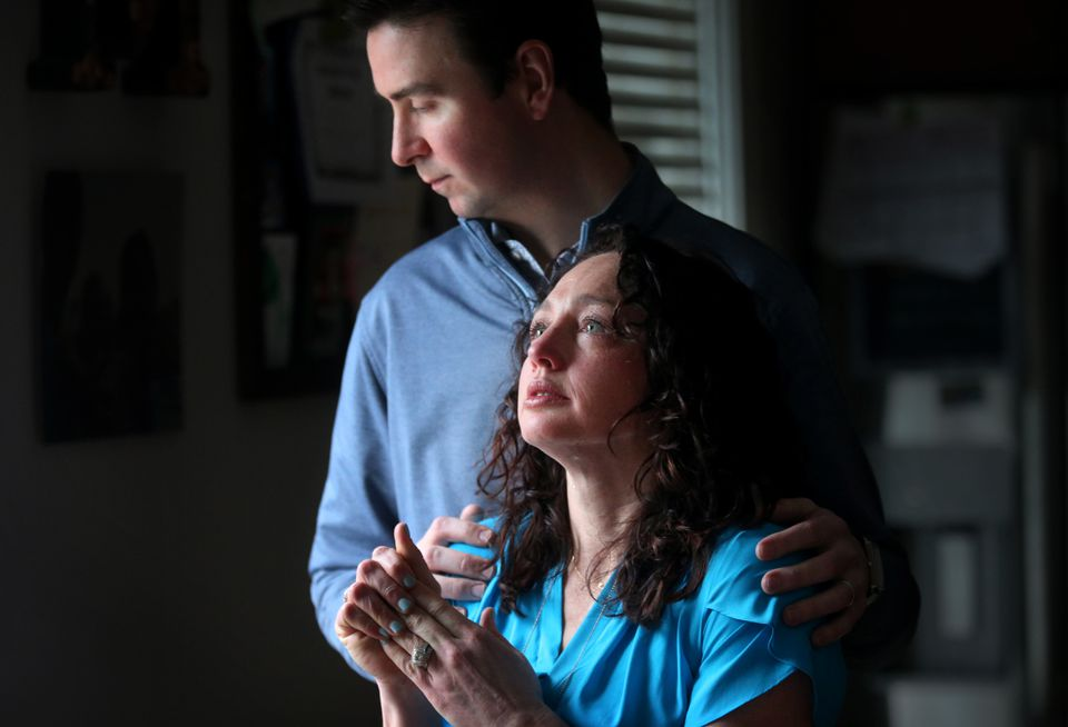 Brendan and Kerri McGrath reflected on their son, Colin, who died at the age of 2 after being struck and killed by a car in 2018.