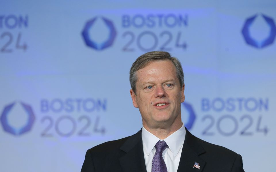 Up until now, Governor Baker's political instincts have told him to stay far away — and rightly so.