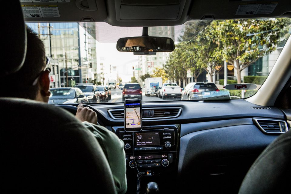 The state's first use of the money raised from fees on Uber and Lyft rides will be spent on public transit services . . . and, ultimately, back to Uber and Lyft.