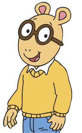 Some social media users have created explicit memes using the popular children's character Arthur.